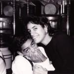 Shaka and Shelley Boston 1988